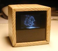 Thumbnail for the article '4 pictures in a cube.'