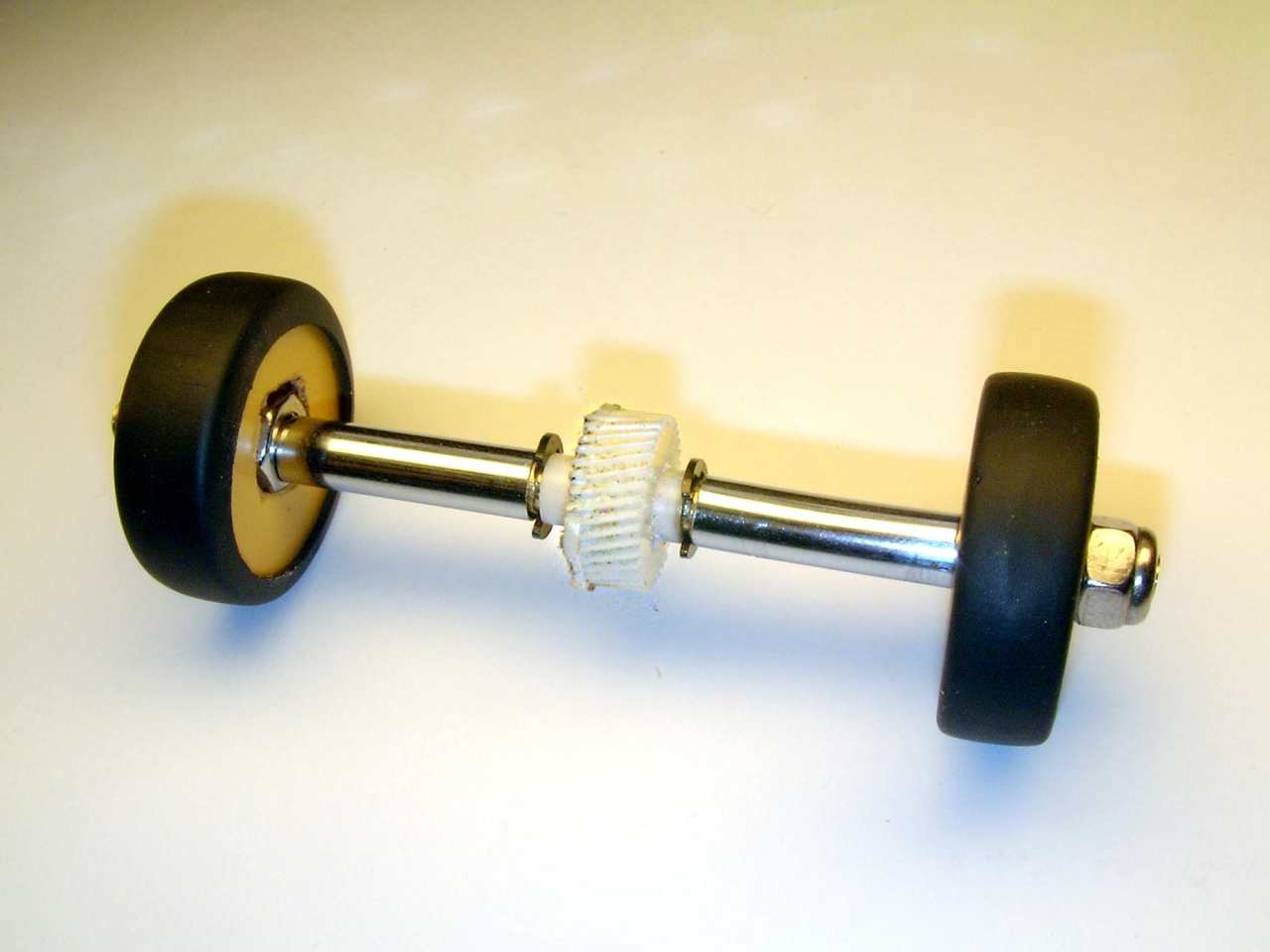 Three Different Drive Mechanisms Essential Scrap