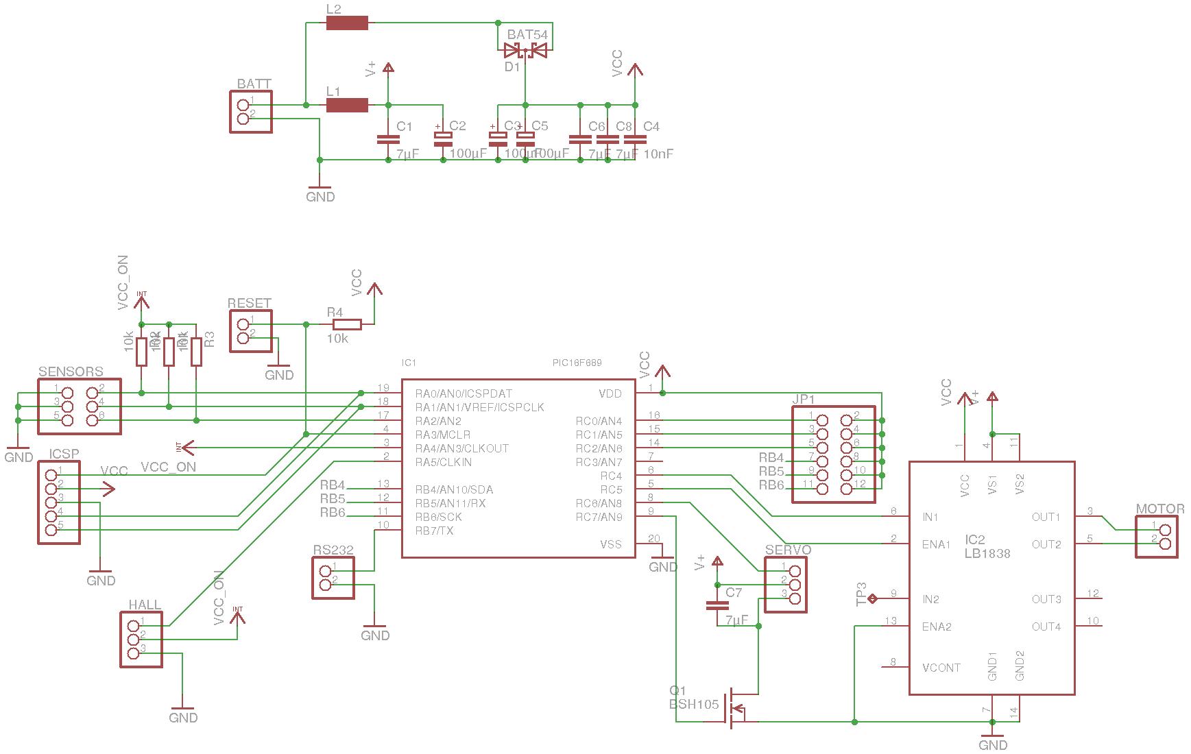Control Electronics  U2013 Essential Scrap
