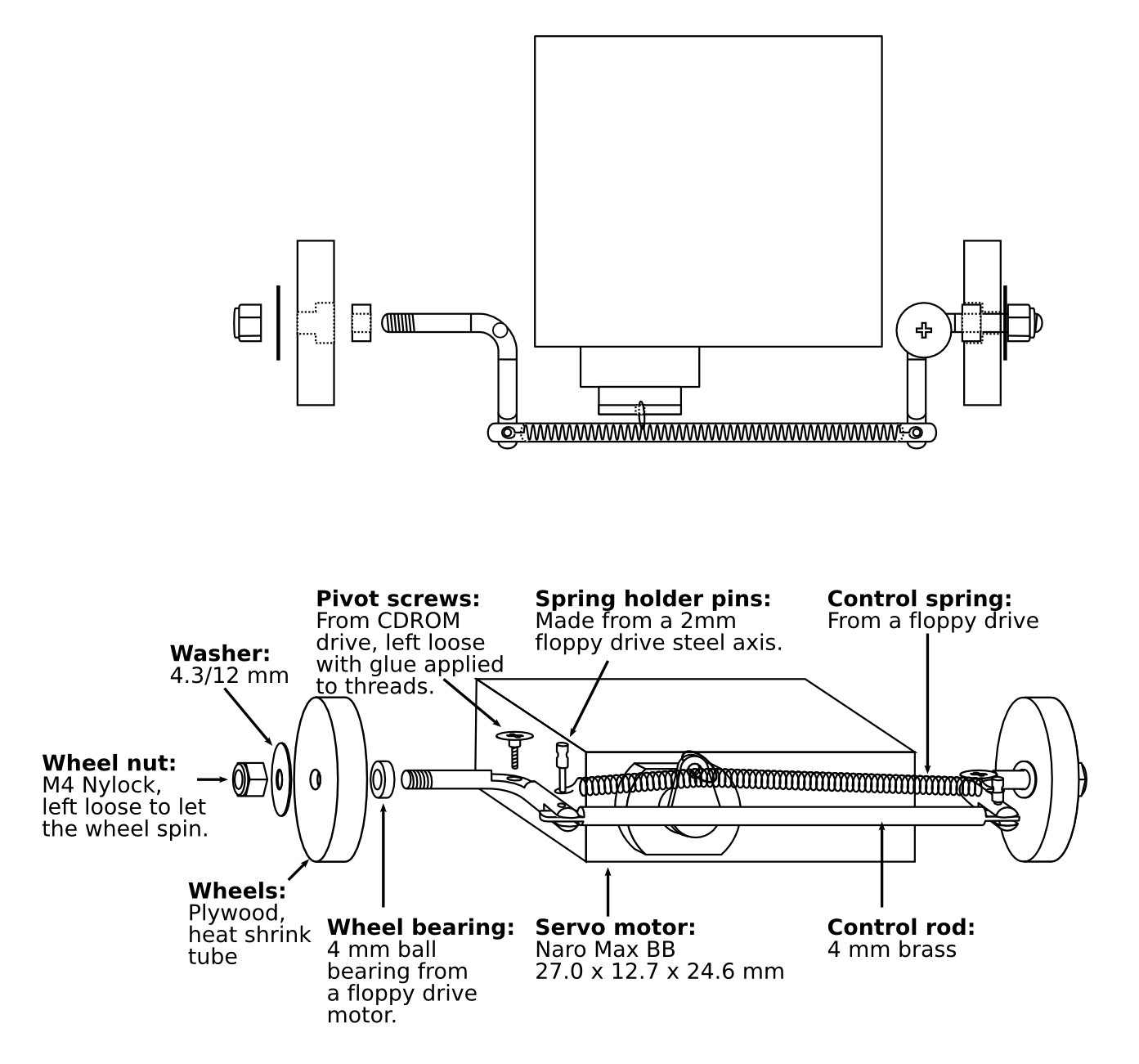 Designing The Steering Mechanism Essential Scrap